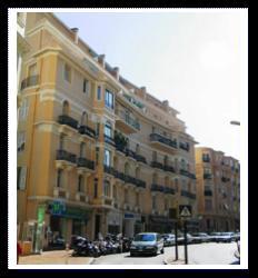 Vente Appartement Monaco 4-5PIECES BOULEVARD D'ITALIE LOI 887