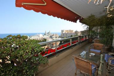 Superbe appartement d'angle - Miells & Partners, agence immobili�re Monaco