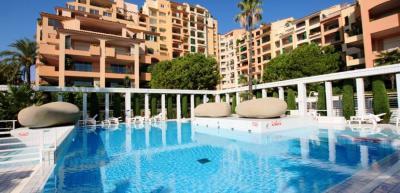 Rey & Nouvion Immobilier - 2 pi�ces Fontvieille-Les Cyclades - Monaco Monte-Carlo