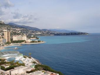 Rey & Nouvion Immobilier - 3 pi�ces Le Mirabeau - Monaco Monte-Carlo