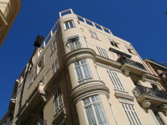 Rey & Nouvion Immobilier - 2 pi�ces Maison Fontana - Monaco Monte-Carlo