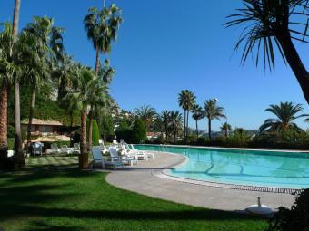 Rey & Nouvion Immobilier - Studio Parc Saint Roman - Monaco Monte-Carlo