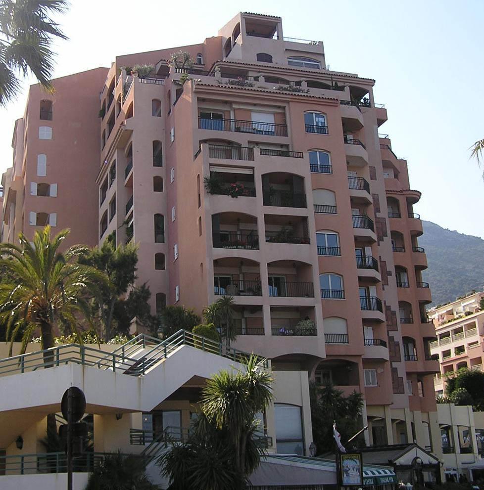 Ville Pres De Monaco Grande Ville