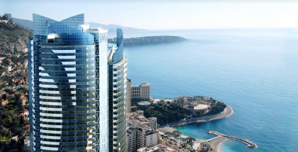 Appartements vendre ou louer dans l 39 immeuble tour for Piscine odeon