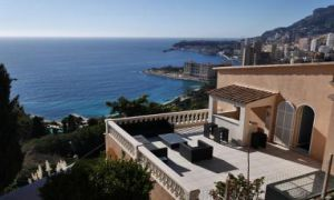 Villa avec vue f�erique sur Mer et Monaco