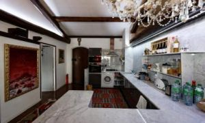 Loft 3 rooms furnished