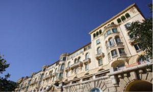 1 bed duplex Palace Beausoleil