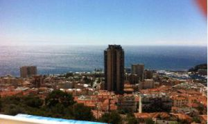 Appartement face � Monaco