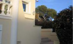 Villa on Cap Martin