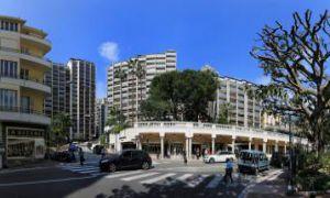 Monaco / Park Palace / Grand Parking
