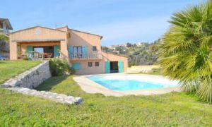 Maison familiale � vendre sur la French Riviera