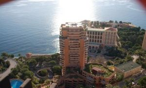 Monte Carlo Sun 4/5p + Studio panoramic sea view