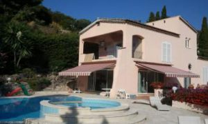 Villa close to Monaco in Roquebrune-Cap-Martin