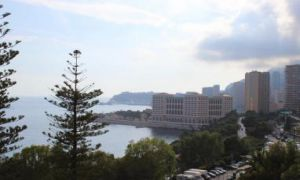 Annual furnished rental closed to Monaco by foot.