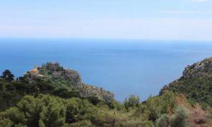 LOC ANNUELLE - VILLA DANS DOMAINE PRIVE D EZE