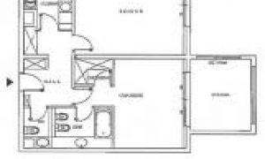 Fontvieille-Immeuble de Standing-2 Pi�ces � louer