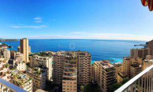 Magnificent Sea View Apartment - 4 Beds Beach Area