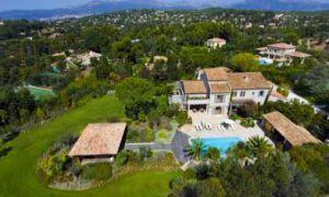 Villa-Mougins - FRANCE -