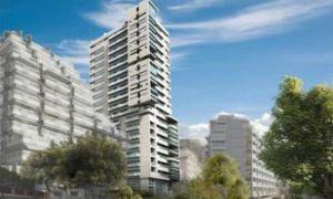 Immeuble neuf avec vue mer 16�
