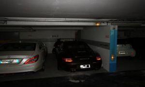 Fontvieille - parking