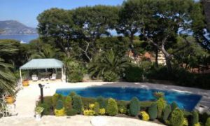 Villa in the heart of Cap Ferrat