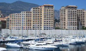1 bedroom apartment Memmo Center-Fontvieille