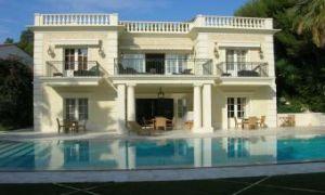 SAINT JEAN CAP FERRAT Villa 'Belle Epoque'