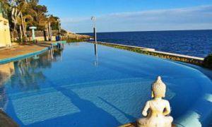 CAP D'AIL - Villa bord de mer