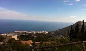 Villa avec vue panoramique mer - La Turbie