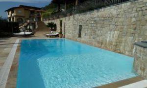 Lovely villa on the hillside of Bordighera