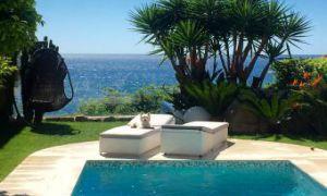 Cap d'Ail : Appartement-villa proche mer