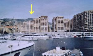 """Fontvieille area - """"On the water Edge"""""""