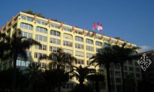 SURFACE FOR RENT AS OFFICE IN MONACO FONTVEILLE