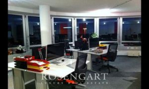 Commercial property - Office space 173m2 - Carr� d'Or