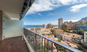 Apartment, 97m2 -  Saint Roman / Larvotto