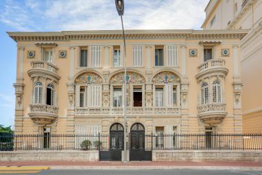 Vendite Monaco - SUPERBE BOURGEOIS DANS LE CARRE D'OR - Monaco Monte-Carlo