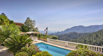 Ventes - Villa provençale au c'ur du massif de l'Estérel - Monaco Monte-Carlo
