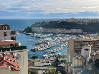 Properties for Sale Monaco - Beautiful 4P 150m2 with terrace, sea view, cellar and car park - Monaco Monte-Carlo