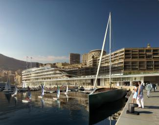 Ventes Monaco - DUPLEX DE STANDING DANS LE CARRE D'OR - Monaco Monte-Carlo