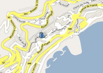 Properties for Sale Monaco - CAVES 'RESIDENCE AUTEUIL' - Monaco Monte-Carlo