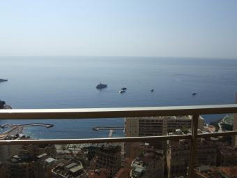 Ventes Monaco - SUPERBE 5 PIÈCES RÉNOVE AVEC VUE PANORAMIQUE - Monaco Monte-Carlo