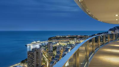 Properties for Sale - NEW - EXCEPTIONAL APARTMENT IN ODEON TOWER - Monaco Monte-Carlo