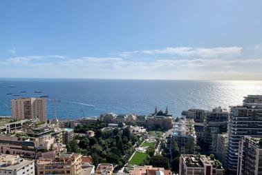 Ventes Monaco - Grand studio transformable en 2 pièces - Monaco Monte-Carlo