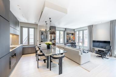 Ventes Monaco Appartement - Magnifique 4 pièces Carré d'Or ! - Monaco Monte-Carlo