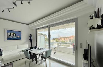 Vendite Monaco Appartamento - Magnifique deux pièces dans immeuble récent avec très  jolie vue  ! - Monaco Monte-Carlo