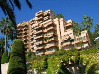 Properties for Sale Monaco Apartment - Magnificent 6 rooms - terraces of the PARC ST ROMAN - Monaco Monte-Carlo
