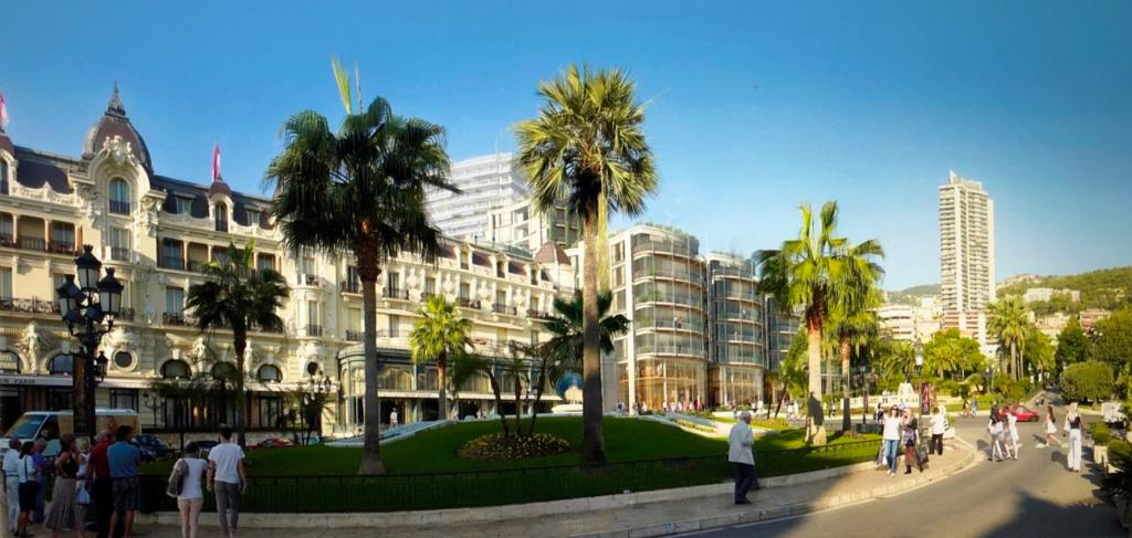 To rent Apartment Monaco Residencia One Monte Carlo  - Agence de la Gare