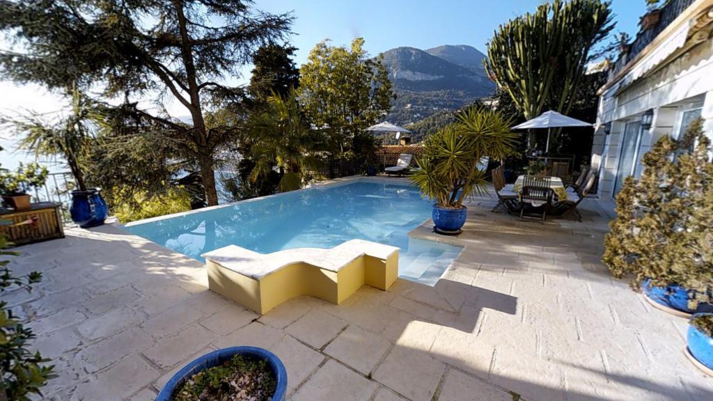 villas avec magnifique vue panoramique mer villa france agence de la gare agence. Black Bedroom Furniture Sets. Home Design Ideas