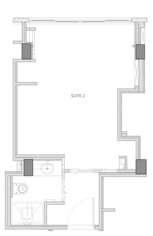 To rent Apartment Monaco renovated Studio  - Agence de la Gare