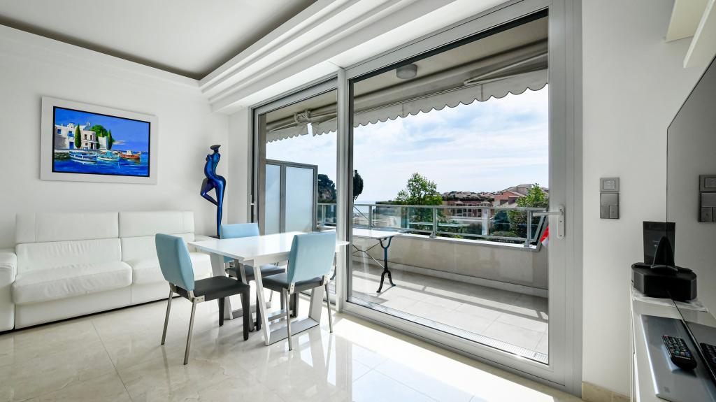 For sale Apartment Monaco Beautiful two rooms in new building with very nice view!  - Agence de la Gare